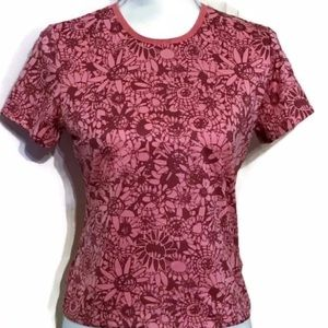 Patagonia Capilene Baselayer Floral Top Small